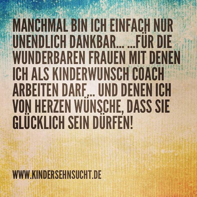 Glücklich Kinderwunsch Coach München
