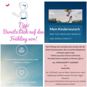 Kinderwunsch Kindersehnsucht Frühling Babybauch schwanger werden tipp Coaching Ferber Coach Tipps